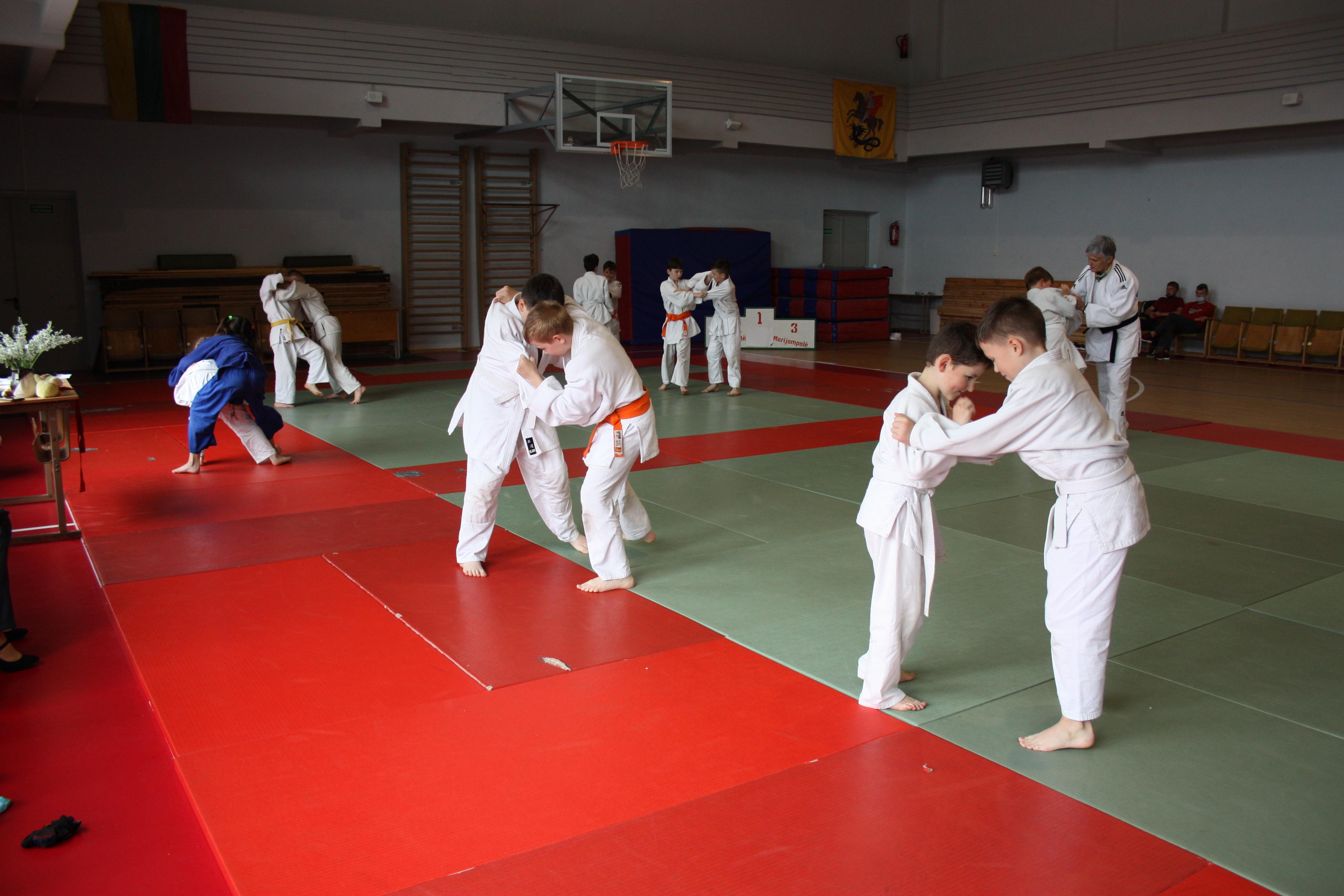 Jaunieji sportininkai