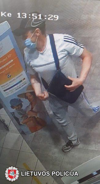 Ieškomas asmuo Marijampolė