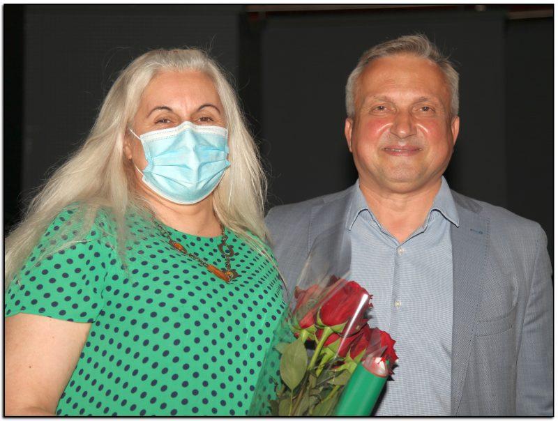 L. Rutkauskienė ir D.Kemeraitis