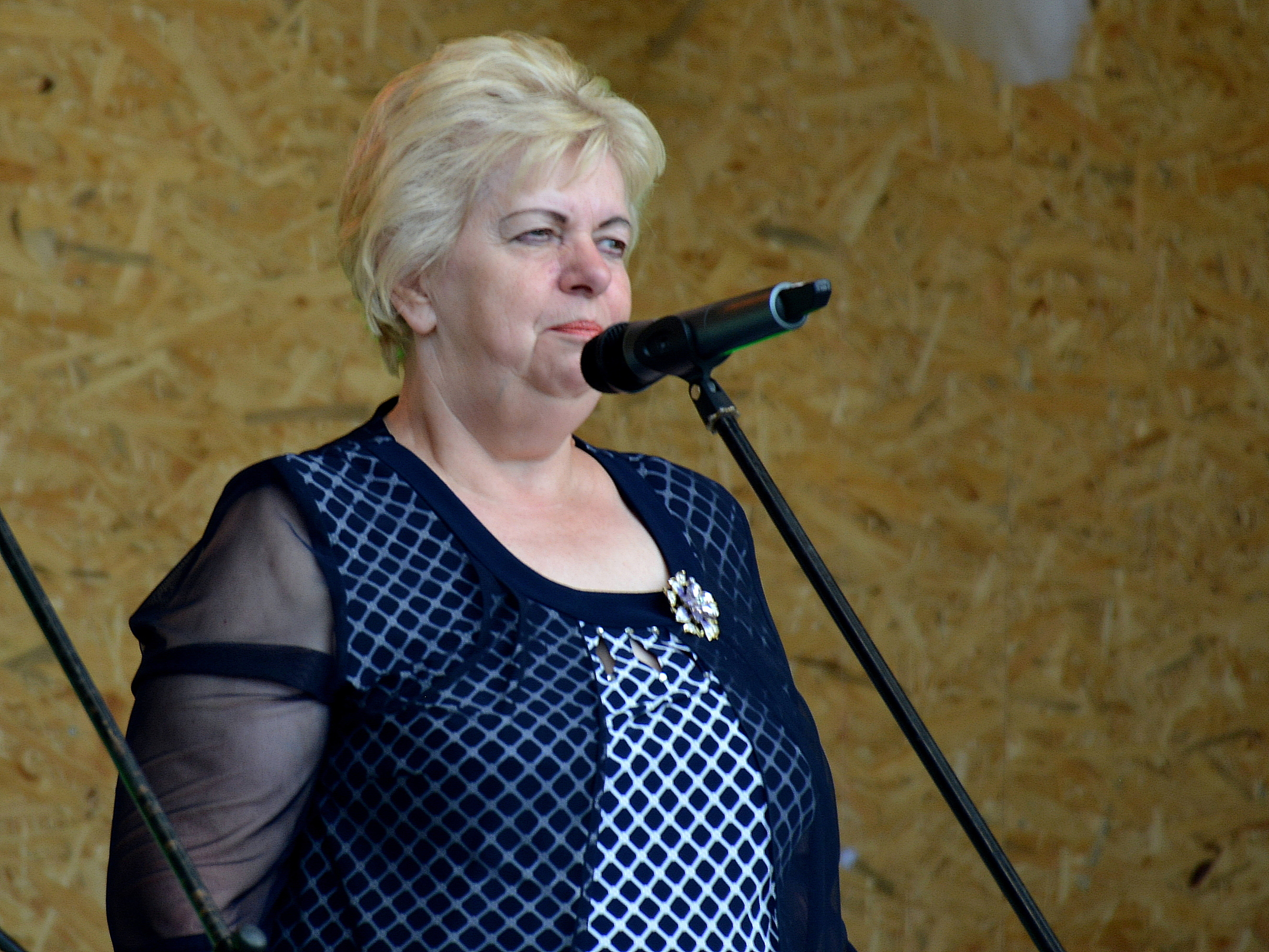 MKC Baraginės skyriaus renginių organizatorė Irena Maziliauskienė
