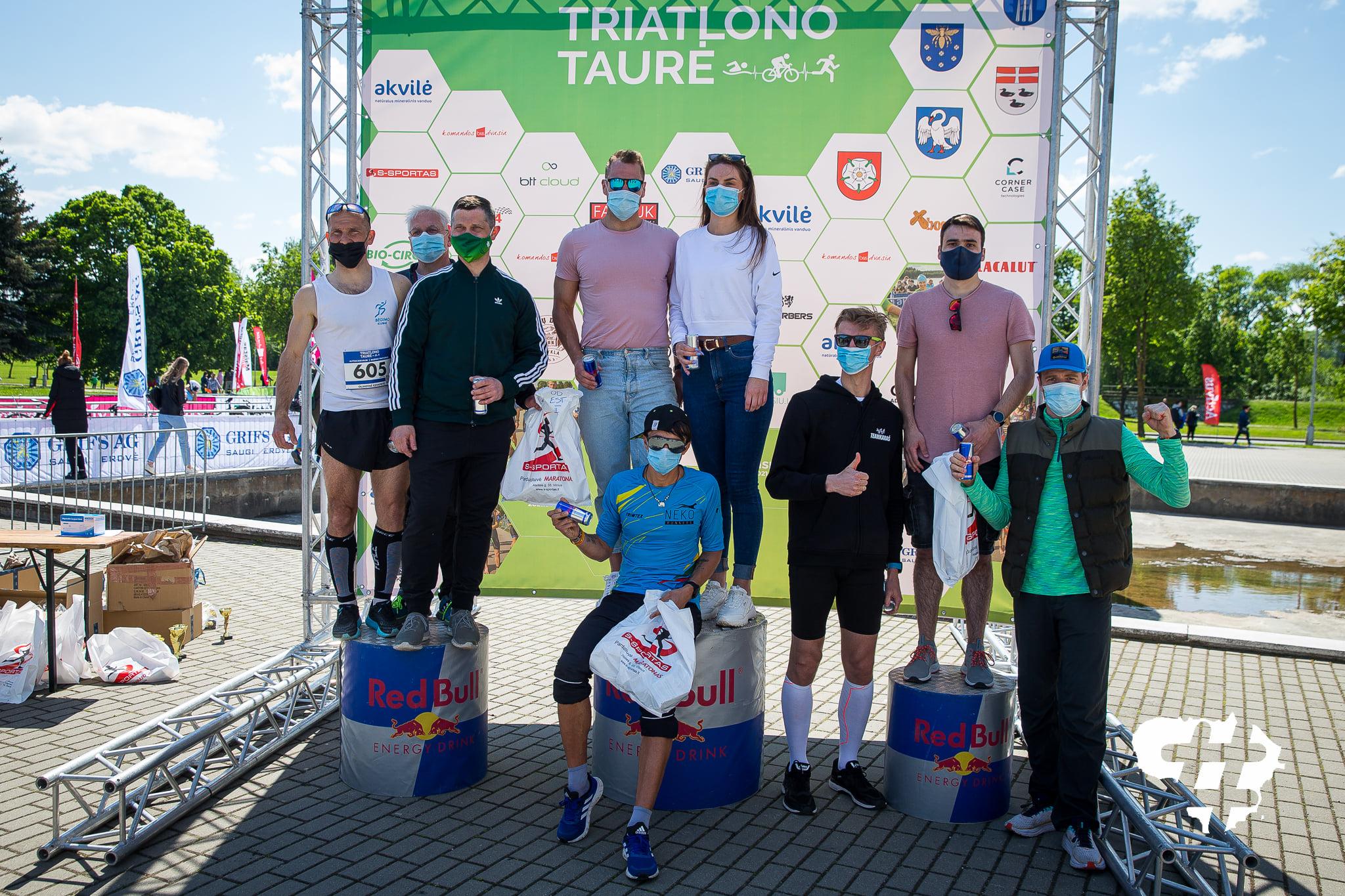 Marijampolės triatlono komanda