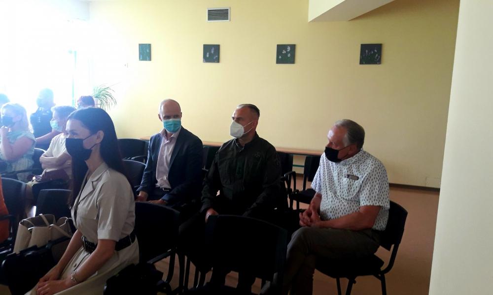 Susitikimas Kybartai