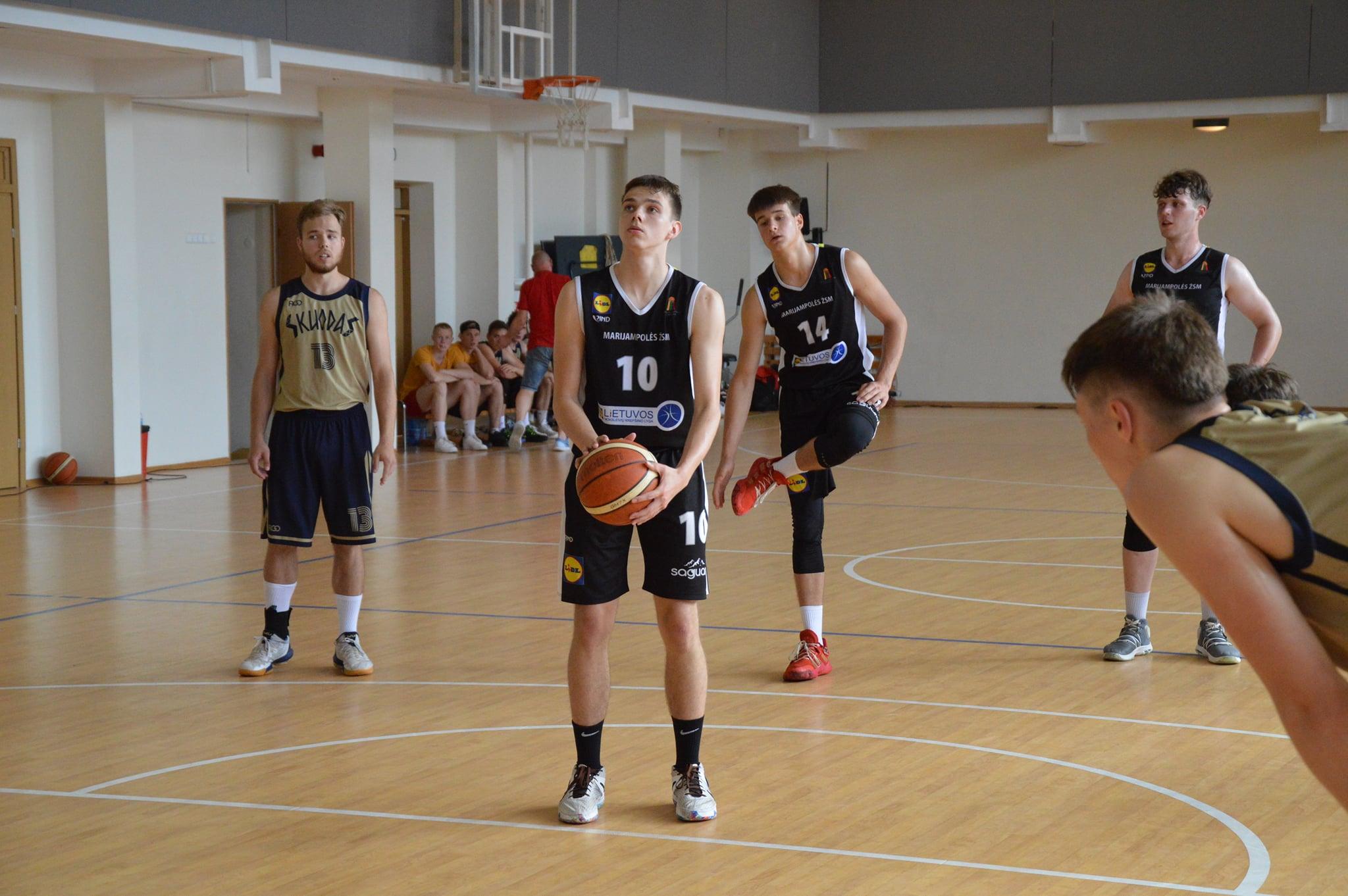 MKL U18 B diviziono finalas