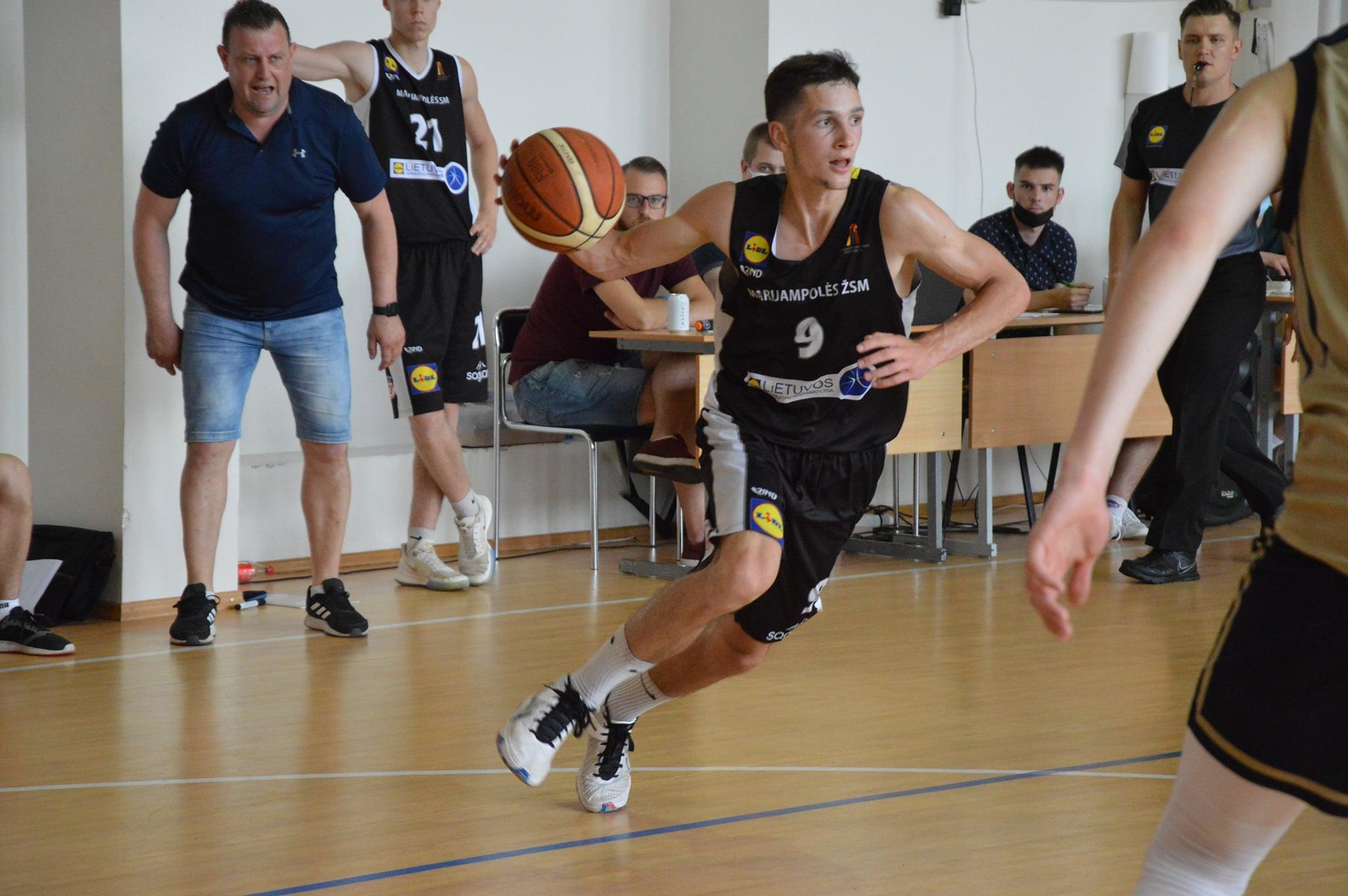 Marijampolės SC krepšininkai