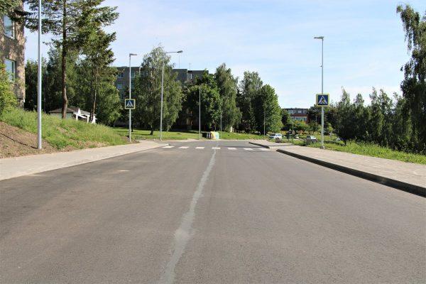 Uosupio gatvė marijampolė