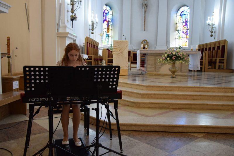 Vilkaviškio muzikos mokykla išleistuvės