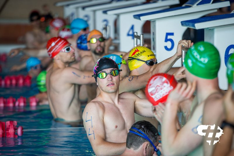 Plaukimo rungtis Lietuvos triatlono taurėje