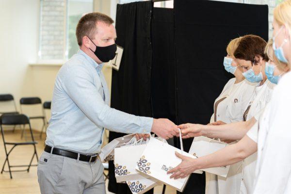 marijampolės vakcinacijos centras