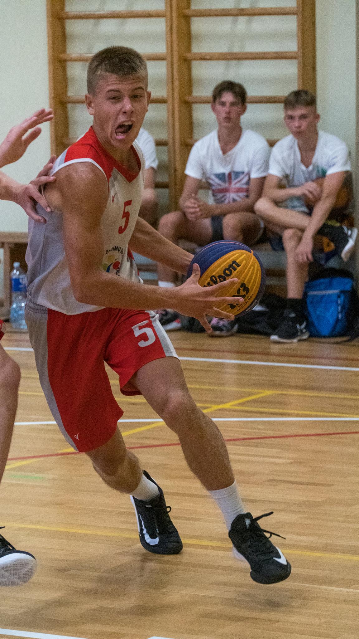 3x3 krepšinis