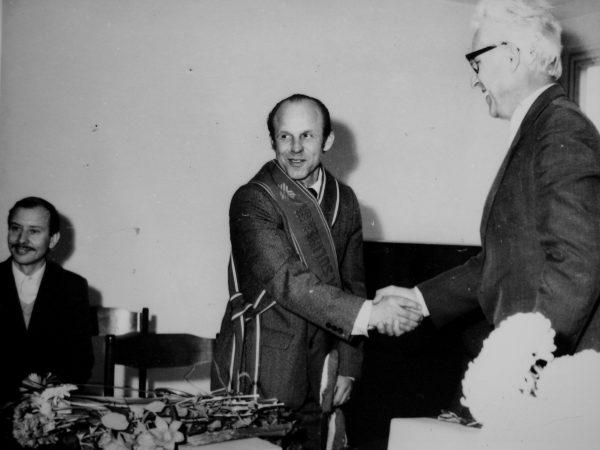 SKB viršininko pavaduotojui M. Šulinskui – 50 metų
