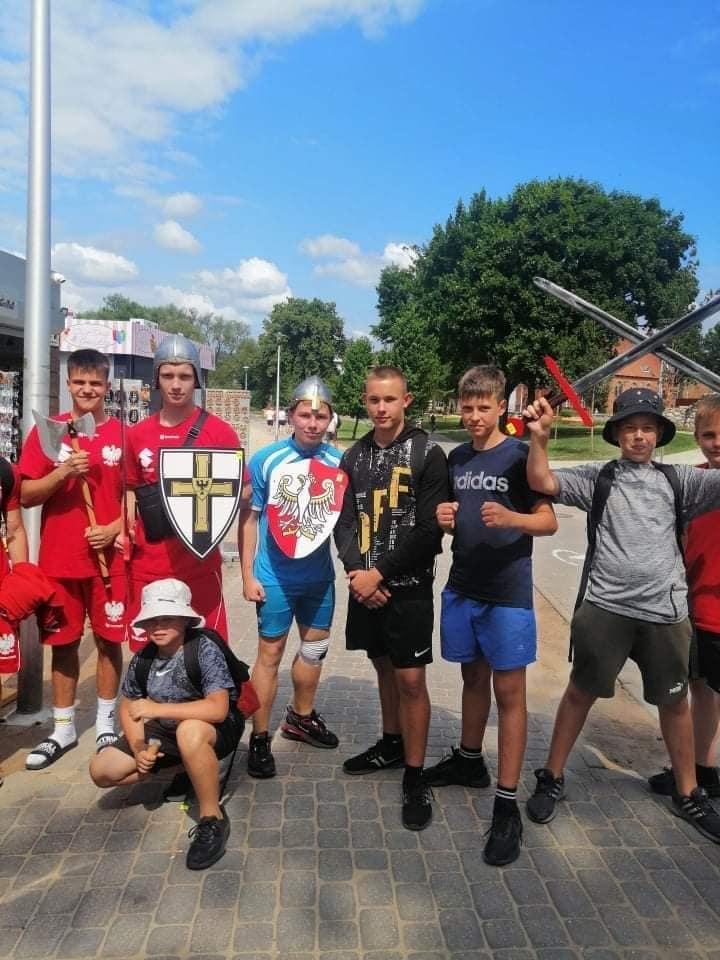 MSC boksininkai Lenkijoje