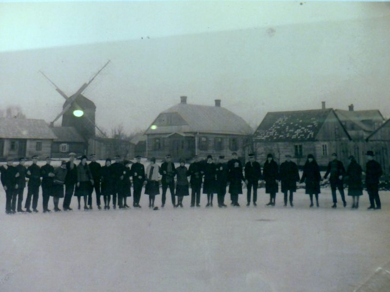 istorinių fotografijų parodą