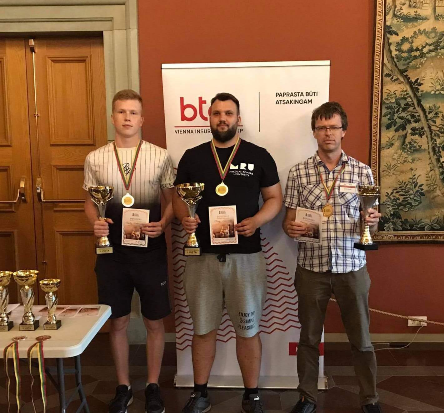 Paulius Pultinevičius: greitųjų šachmatų čempionato 2-oji vieta