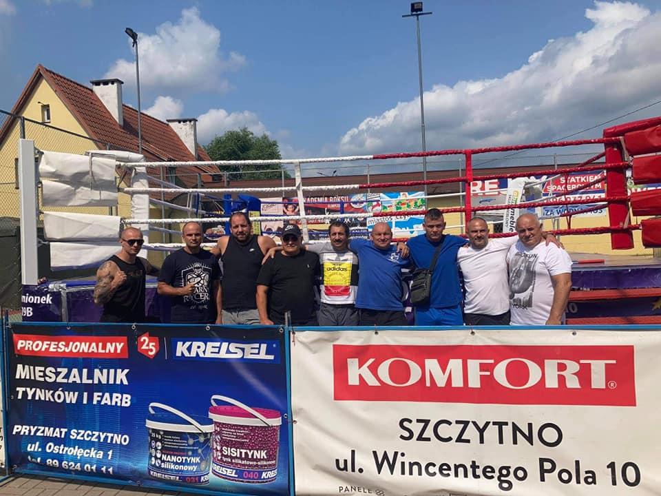 Bokso treneriai Lenkijoje