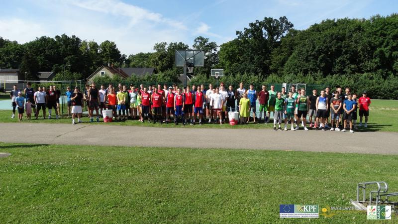 Sporto šventė Želsvoje