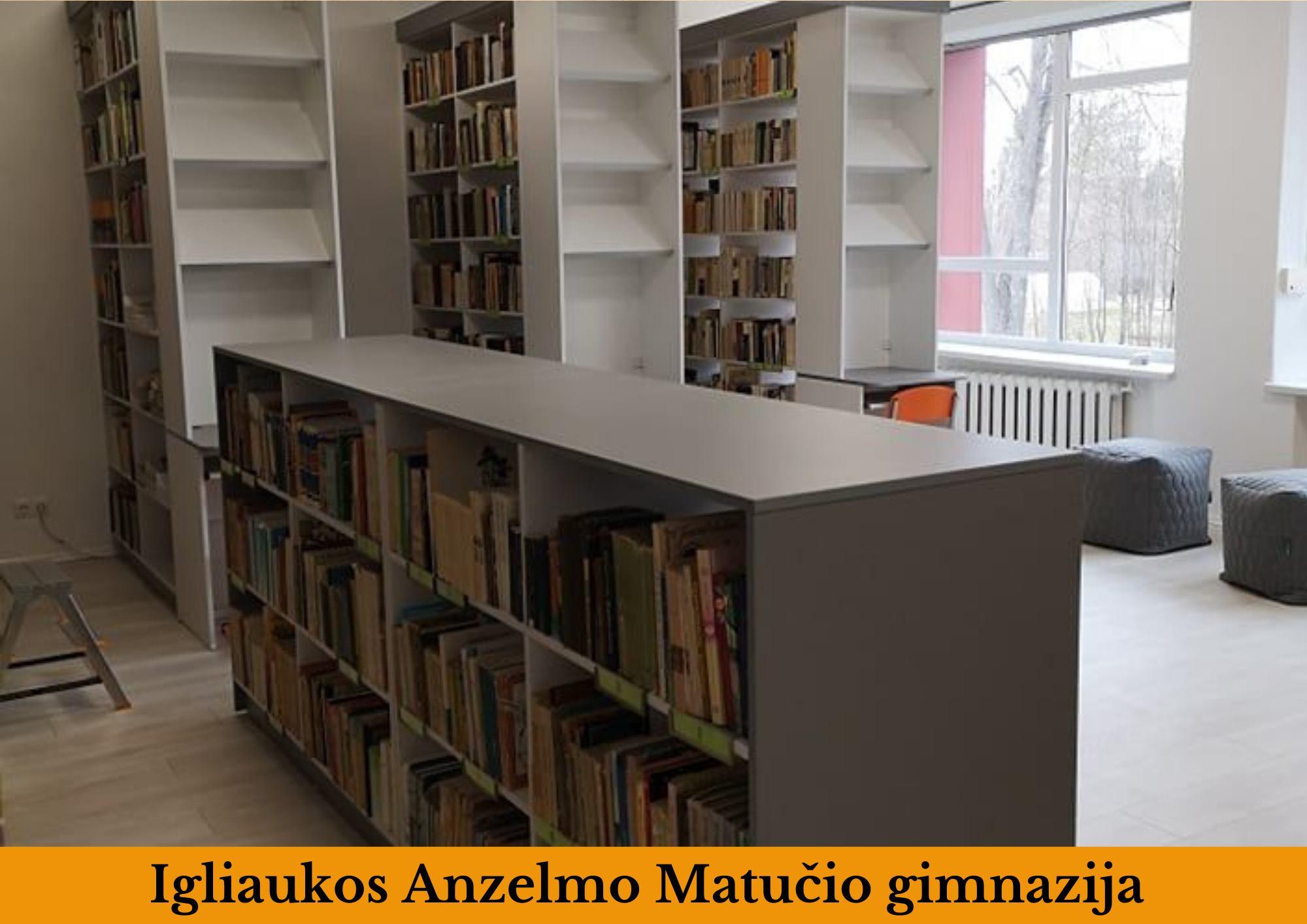 Igliaukos Anzelmo Matučio gimnazija