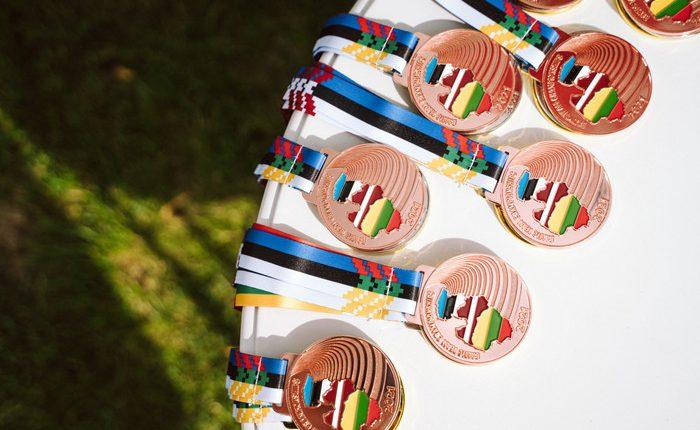 Baltijos šalių U18 ir U20 lengvosios atletikos čempionatai