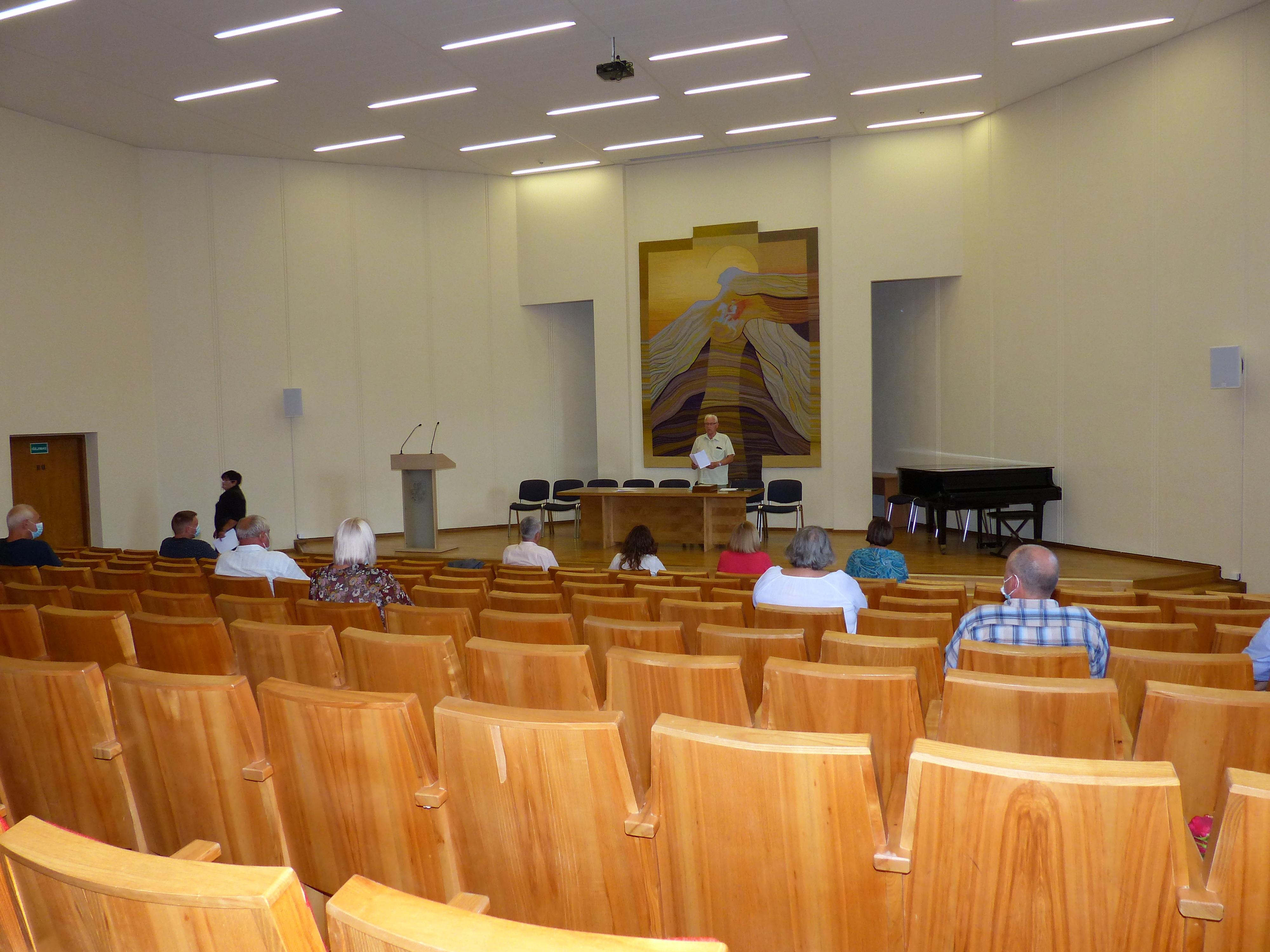 Ataskaitinis – rinkiminis susirinkimas