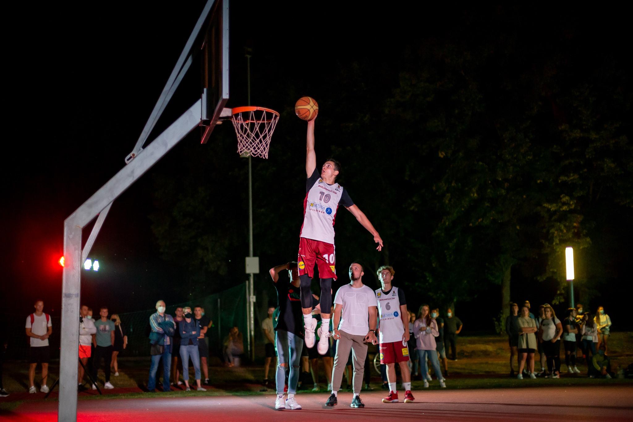 Sporto naktis