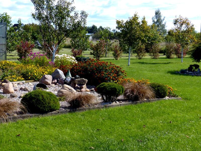 Linutės ir Vidmanto Budrevičių sodas
