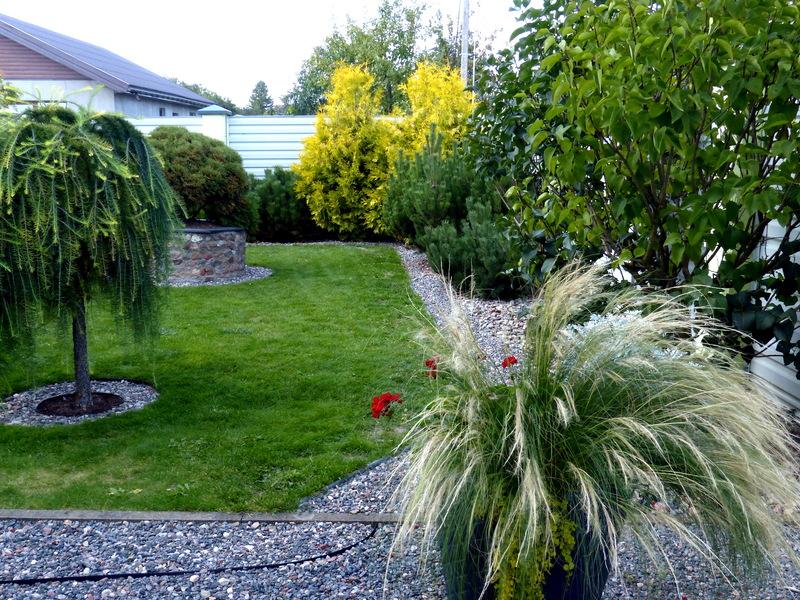 Birutės ir Nerijaus Dičiūnų sodas