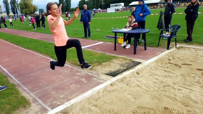 Lengvosios atletikos varžybos Siedlice, Lenkijoje
