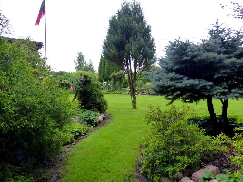 Aidos ir Gintauto Barzdaičių sodas