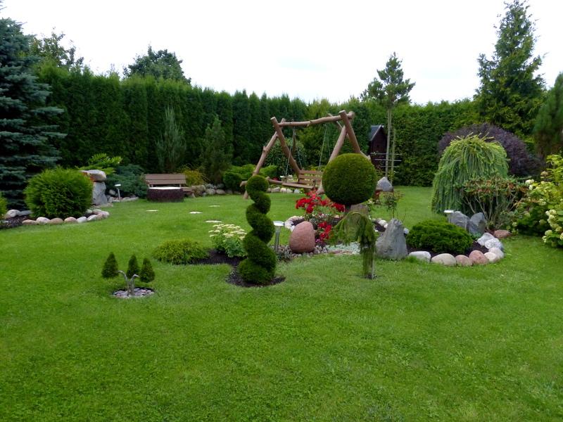 Daivos ir Gražvydo Janakevičių sodas