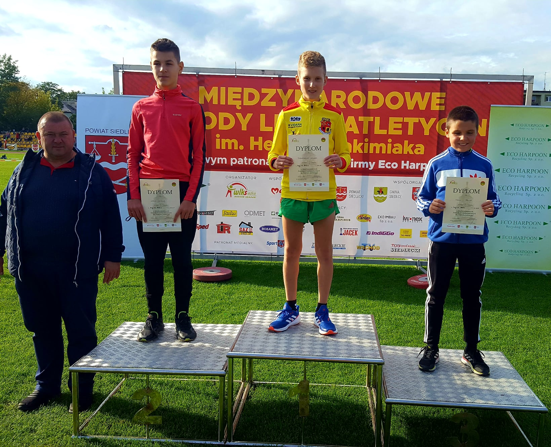 Airidas Simanavičius - 1 vieta