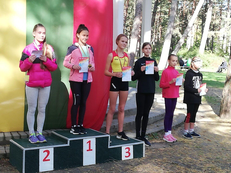 Andrėja Zigmantaitė - 3 vieta