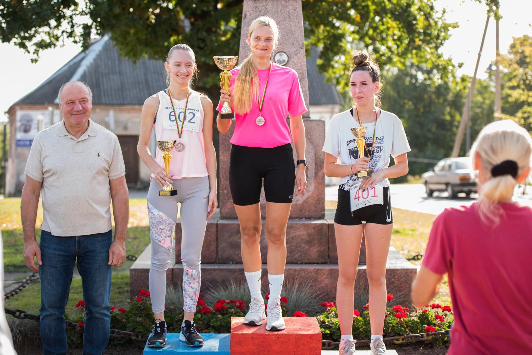 Daiva Bielevičiūtė - 1 vieta