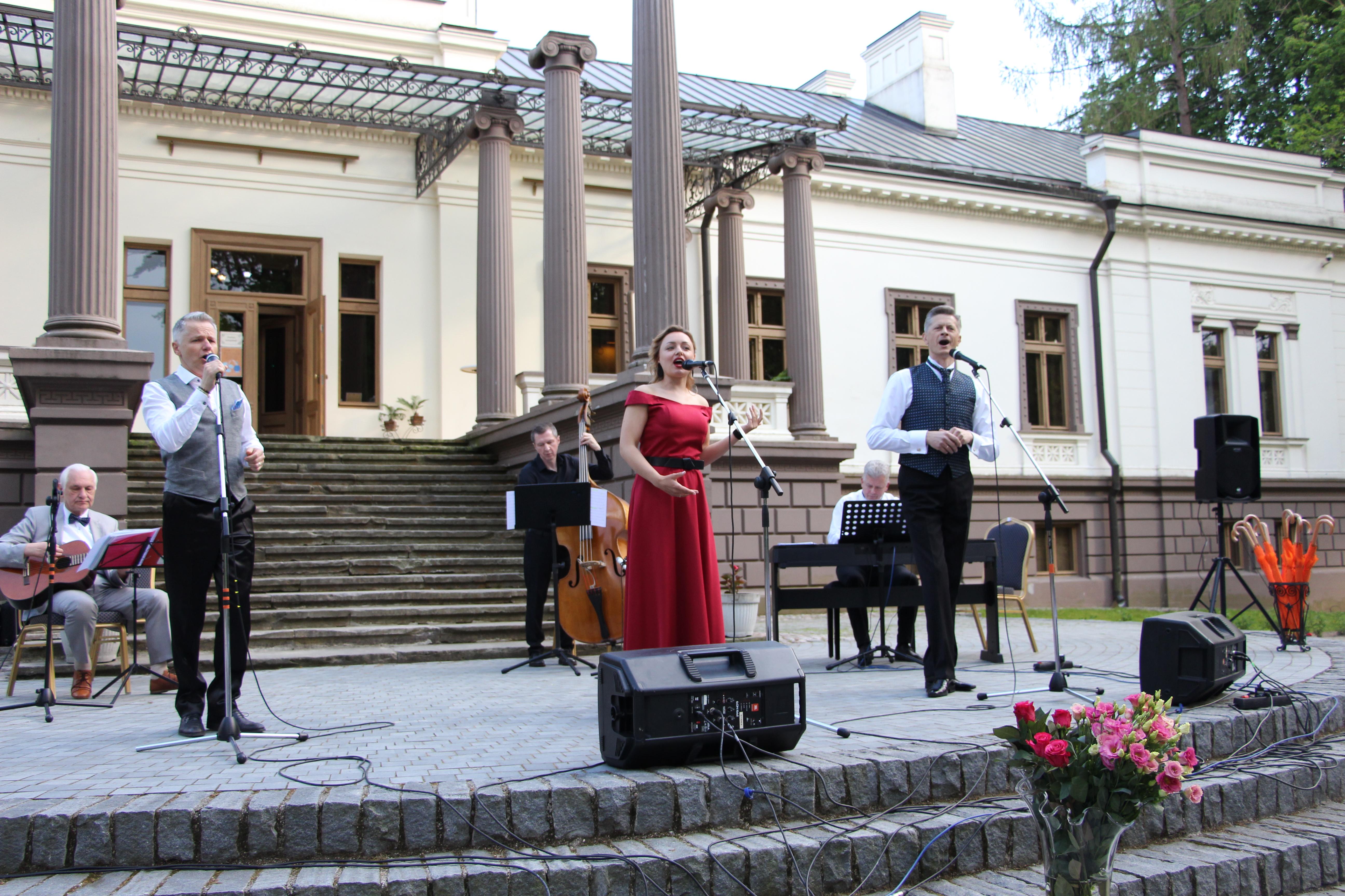 Muzikiniai vakarai Gelgaudiškyje