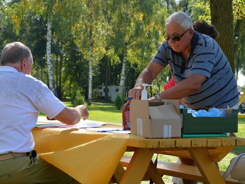 Marijampolės sporto veteranų asociacijos sąskrydis