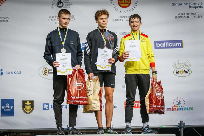 Airidas Bendaravičius - 1 jūrmylė, 3 vieta